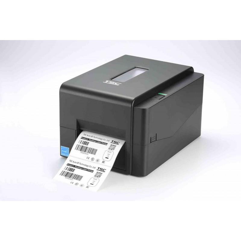 TSC TE200 термотрансферный принтер, в комплекте с риббоном