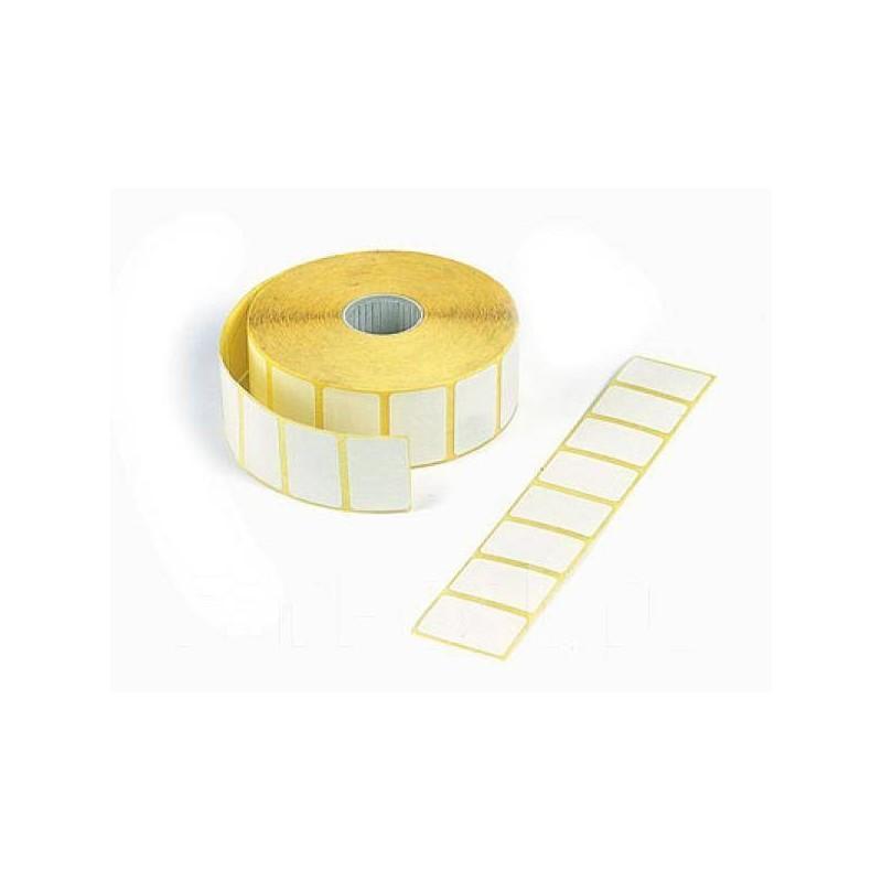 Этикет-лента 30x20, 1800 шт в рулоне, полуглянцевая
